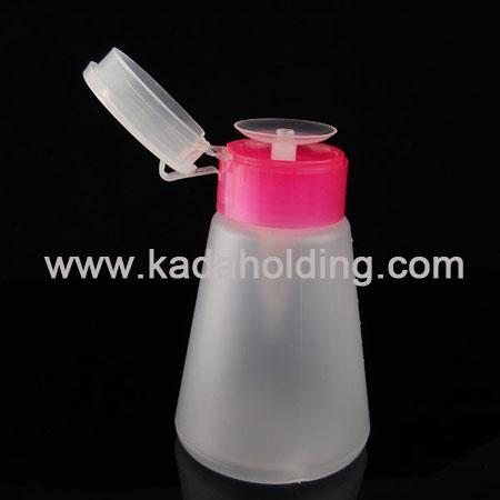 180ml Nail Pump Bottle Polish Remover Foam Soap